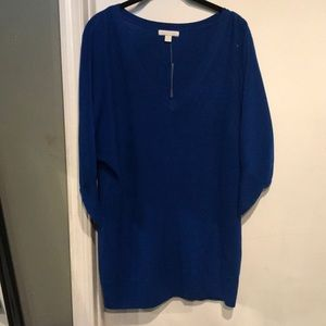 New York and company size small sweater NWT